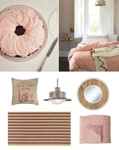 Romantic Bedroom Inspired by Dessert