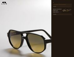 L.G.R. ASMARA  S/S 2014 Ready to Wear Men's Sunglasses | Male Extravaganza  http://male-extravaganza.com/ss-2014-ready-to-wear-mens-sunglasses/