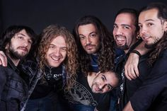 HARD N' HEAVY NEWS: SECRET SPHERE - SIGNS NEW DEAL WITH FRONTIERS MUSIC SRL