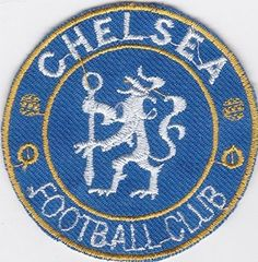 [PATCHES 012] Chelsea FC Football Club Soccer Team Emblem Logo Embrodiered Badges for Pants Cloth Jeans Jackets Veststs 3 Inches