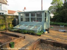 Kate's Shed is an entrant for Shed of the year 2012 @readersheds #shed
