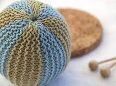 knit a ball