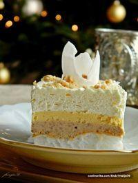 Bijeli kolač - Recepti na brzinu Torte Recepti, Kolaci I Torte, Homemade Sweets, Homemade Cakes, Jednostavne Torte, Baking Recipes, Cookie Recipes, Croation Recipes, Waffle Cake