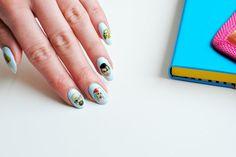 burkatron | uk fashion + nail art blog: new in | DIY nail art