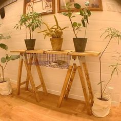 簡単なのに幅広い!ソーホースブラケットのびっくりアイデア集。 | DIY FACTORY COLUMN