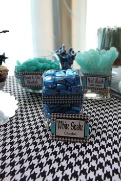 Rock-A-Bye Baby Shower Candy
