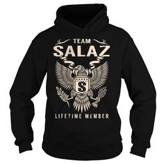 (Tshirt Top Tshirt Brands) Team SALAZ Lifetime Member  Last Name Surname T-Shirt  Shirts of week  Team SALAZ Lifetime Member. SALAZ Last Name Surname T-Shirt  Tshirt Guys Lady Hodie  SHARE and Get Discount Today Order now before we SELL OUT Today