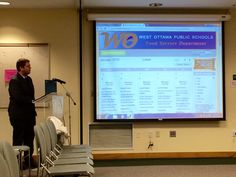 Menus for breakfast and lunch at West Ottawa Public Schools are now more accessible than ever.The district has launched an interactive menu online and in