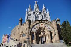 Tibidabo Klasztor
