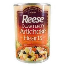 Reese Artichoke Hearts (12x14oz)