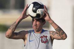 Rildo reestreou marcando gol pelo Corinthians no último domingo, após dois meses longe dos gramados