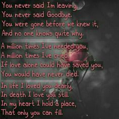 Miss you Dad. I never said I loved you, I just hope you knew somehow. I still cry for you even after all these years. Miss Mom, Miss You Dad, Sad Quotes, Love Quotes, Inspirational Quotes, Qoutes, Heaven Quotes, Grief Poems, Missing My Son