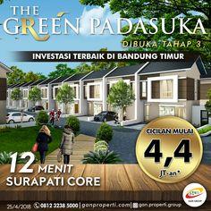 Rumah 2 Lantai Harga 1 Lantai di Lokasi Premium Bandung Timur? Investasi? Menguntungkan!  The Green Padasuka Tahap 3 Tipe 62/84 STANDARD BELI NUP DAPAT HARGA PERDANA  Info hubungi segera 0812 3238 5000 (Telp/WA) Spek dan Pricelist cek di www.ganproperti.com  #house #rumahnyaman #properti #perumahan #property #realestatelife #realestate #rumah #rumahminimalis #rumahku #rumahbandung #perumahanbandung #25lokasi #website #jualrumah #ganproperti #lokasistrategis #rumahbaru #kpr #houseoftheday…