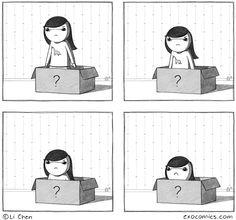 hilarious and adorable comic series :)