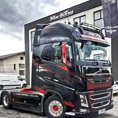 truckdecalshop instagram photo #CESKYTRUCKER #VOLVOTRUCKS #VOLVO #VOLVOTRUCK