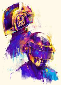 Daft By Digital Carbine Metal Posters Displate