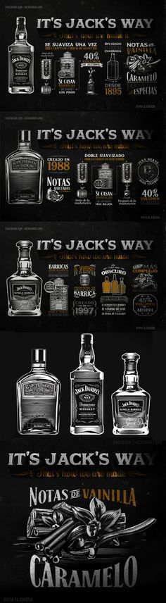 Jack Daniels | That's how we are made | Abraham García