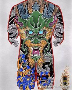 Full back tatoos Chest And Back Tattoo, Back Piece Tattoo, Full Back Tattoos, Full Body Tattoo, Body Art Tattoos, Tattoo Art, Arabic Tattoos, Tatoos, Khmer Tattoo