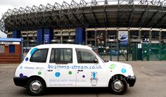 Business Stream - #Glasgow and #Edinburgh    http://www.londontaxiadvertising.com/news/business-stream-taxi-advertising/2198/
