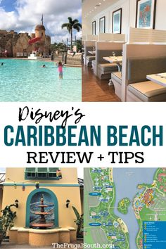 disney Disney Caribbean Beach Resort sometimes gets a bad rap for being the oldest Moderate resort Vero Beach Resort, Caribbean Beach Resort, Beach Resorts, Disney Caribbean Beach, Florida Resorts, Caribbean Vacations, Hammock Beach, Disney World Hotels, Disney World Resorts