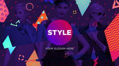 """Check out this @Behance project: """"Style TV Broadcast Pack"""" https://www.behance.net/gallery/38129817/Style-TV-Broadcast-Pack"""