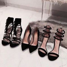 Everything You Didn't Know You Wanted to Know About High Heels: Platforms, Wedges, and Pumps. Strappy Heels, Stilettos, High Heels, Black Heels, Gold Heels, Heeled Boots, Shoe Boots, Shoe Bag, Heeled Sandals