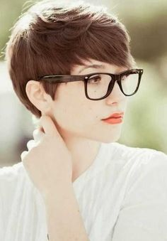Short Trendy Hairstyle