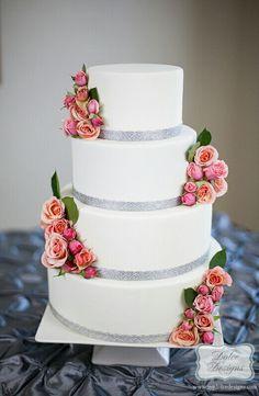 Dolce designs wedding cake