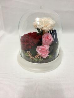 Preserved carnation 시들지 않는 꽃 카네이션 ~ 부모님께 선물하세요!