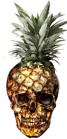 Pineapple Skull If you like this item, please visit www.shopprice.com.au                                                                                                                                                      More