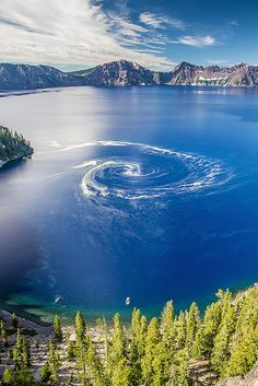 Crater Lake National Park, Oregon; // Premium Canvas Prints & Posters // www.palaceprints.com // STORE NOW ONLINE!