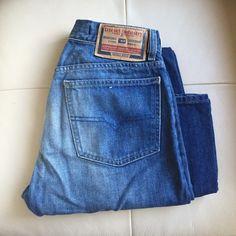 Diesel boot cut Jeans All cotton boot cut jeans Diesel Jeans Boot Cut