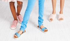 All Girls Shoes Ballet Shoes, Dance Shoes, Lace Up Espadrilles, Nina Shoes, Dip Dye, Girls Shoes, Capri Pants, Coral, Collection