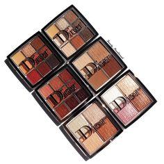 Dior Backstage Glitz 002 Glow Face Palette - Beauty Moodboard Dior Makeup, Makeup Geek, Makeup Kit, Makeup Tools, Skin Makeup, Makeup Cosmetics, Japan Makeup Products, Makeup Brands, Dior Beauty