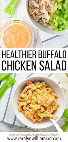 What Is Nutrition Facts Tortillas, Green Veggies, Fruits And Veggies, Healthy Buffalo Chicken, Greens Recipe, Easy Meal Prep, How To Make Salad, Chicken Salad, Food Preparation