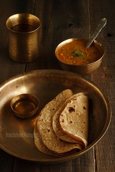 Chapatis and Dal