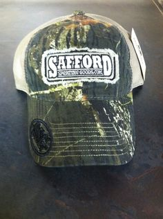 Safford Sporting Goods Mesh Cap https://saffordsportinggoods.com/shop/clothing/safford-sporting-goods-mesh-cap/