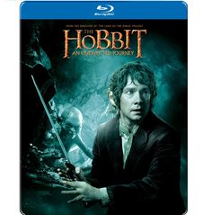 BARGAIN The Hobbit: An Unexpected Journey – Limited Edition Steelbook [Blu-ray] NOW £6.82 At Amazon - Gratisfaction UK Bargains #bargains #thehobbit #lotr