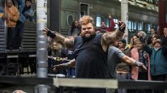 """'Zones of Exclusion in """"Cleverman""""', by Ellen van Neerven 'The Zone' in the new Australian sci-fi television series Cleverman is a train station. Superhero Tv Shows, Sci Fi Tv, Hip Hop Artists, Abc News, Rapper, Australia, Actors, Adam Briggs, Teaching Materials"""