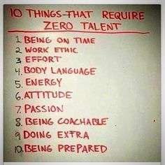 Even when I played basketball back in the old days I was never the most talented player on the court. But you learn how to put your head down and out work your opponent. These is a list I live by. Be strong. Be bold. Work hard. Never quit. #ExtremeTreks #ToughRides by ryanpyle