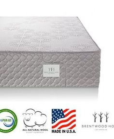 The Brentwood Home Gel Infused Memory Foam Mattress provides a medium-firm to medium feel. The Gel Infused HD Memory Foam Cool Comfort Layer Rv Mattress, Latex Mattress, King Size Mattress, Best Mattress, Cheap Mattress, Home Decor Vases, Thing 1, Memory Foam, Memories