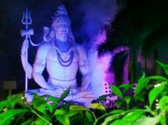 Lord shiva at Jabalpur