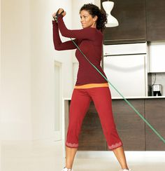 10 Moves To Sculpt Your Body With An Exercise Band