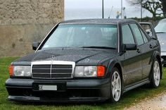 Mercedes-Benz 190 E 2.5-16 Evo