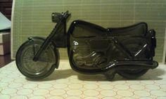 Vintage AVON Motorcycle Bottle