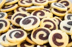 Cookie Recipes - Filled, Rolled, No-Bake Cookies and More - CDKitchen Icebox Cookie Recipe, Icebox Cookies, Cookie Recipes, Dessert Recipes, Desserts, Cut Out Cookies, No Bake Cookies, Refrigerator Cookies Recipes, Best Sweets