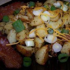 Campfire Potatoes Recipe - Allrecipes.com