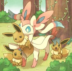 sylveon, like I told you before, this fellow Evee does not want to be picked up. Now, I'm serious. Put the Eevee down, find a bridge, and jump off of it.                                                                                                                                                     More