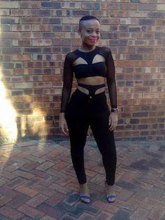 Phumie: Meet Idah Phenyo Masekela from Alexandra. She is 2...