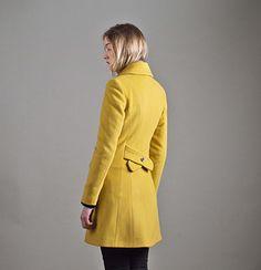 Tori coat. Available custom-made. http://katherinehooker.com/catalog/winter-collection/tori/